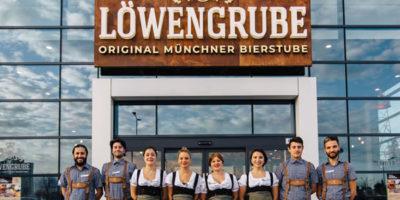 La catena di ristorazione bavarese Löwengrube apre a Bologna.