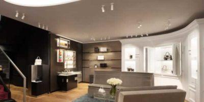 DELVAUX apre una nuova boutique icona a Londra.
