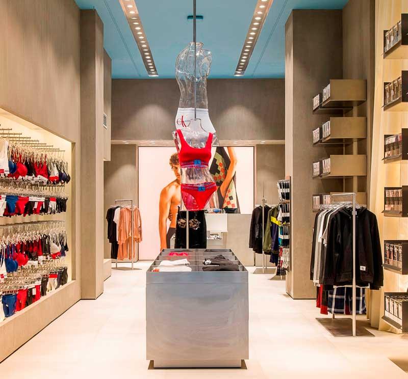 boutique Calvin Klein Underwear di Napoli