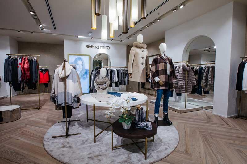 Elena Mirò inaugura la nuova boutique di Mosca