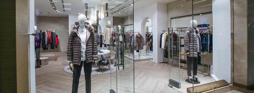 ELENA MIRO' inaugura con JAMILCO la nuova boutique di Mosca.