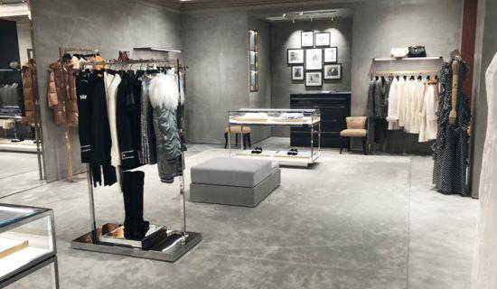 ERMANNO SCERVINO apre una boutique a Hangzhou, in Cina.