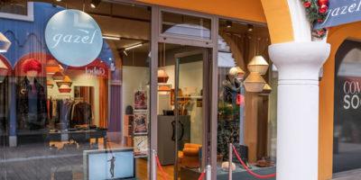 GAZÈL apre il primo negozio monomarca in Italia.