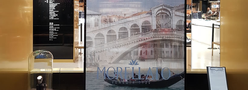 MORELLATO: un pop-up store a Le Galeries Lafayette