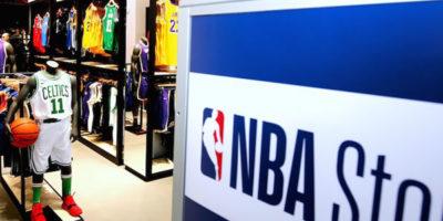A Milano il primo NBA store in Europa.
