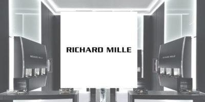 RICHARD MILLE apre a Mosca il primo monomarca in Russia.
