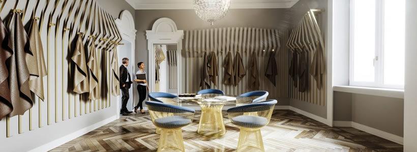 A Milano in nuovo Showroom di CONCERIA SUPERIOR.
