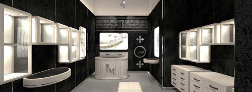 TUUM sceglie Roma per il suo secondo flagship store.