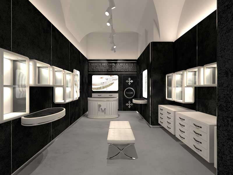 Tuum flagship store Roma