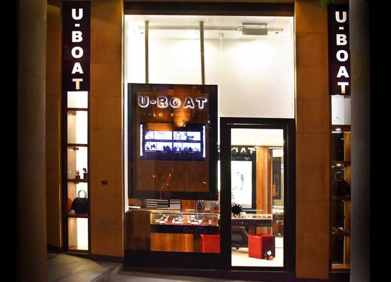 U-BOAT boutique Beirut