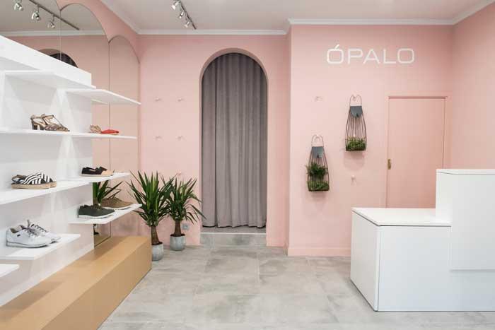 ALAPAR progetto boutique Opalo Tafalla