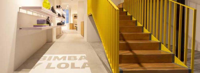 Bimba Y Lola apre la prima boutique a Milano
