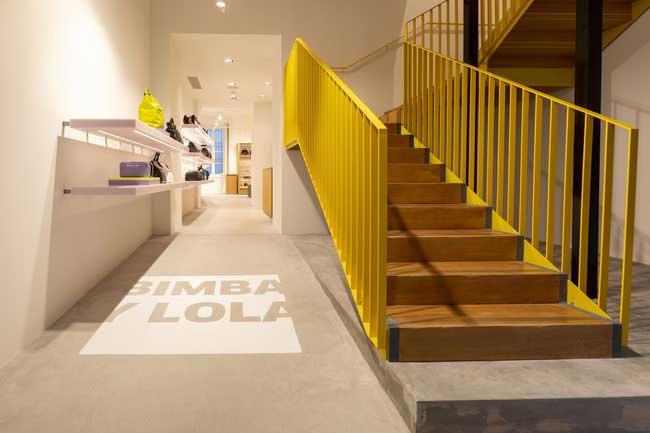 Bimba Y Lola ha aperto la sua prima boutique a Milano