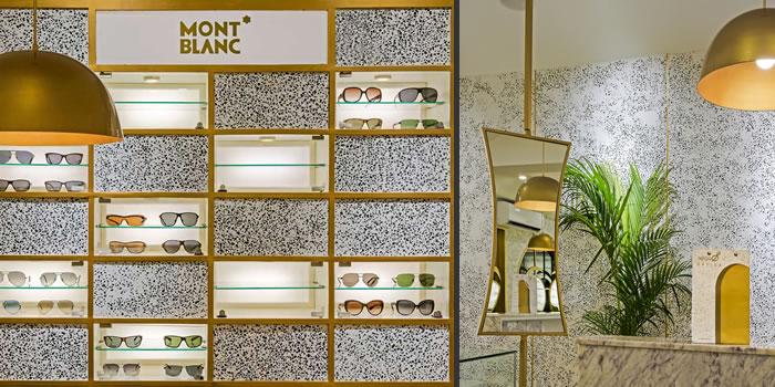 interior design Ottica Maggo