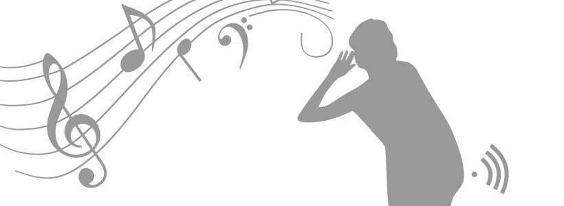 La pietra Piasentina suona con il sistema audio di millimetri4.