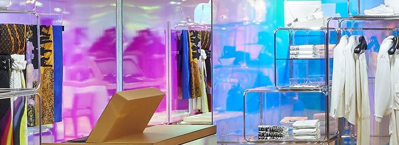 LOUIS VUITTON: un concept inedito per il pop-up store presso Rinascente Milano Piazza Duomo.
