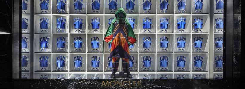 MONCLER: nuovo flagship store a Singapore.