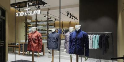 STONE ISLAND apre la prima boutique a Hong Kong.