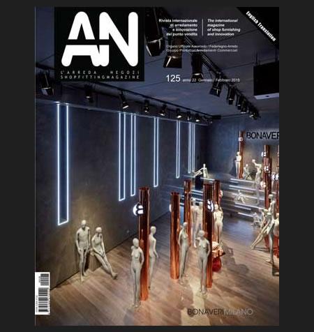 AN shopfitting magazine no 125