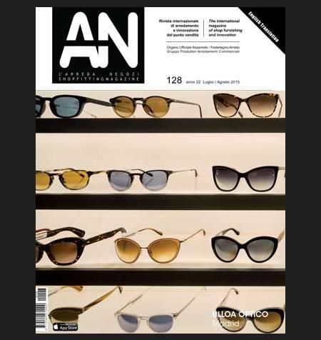 AN shopfitting magazine no 128