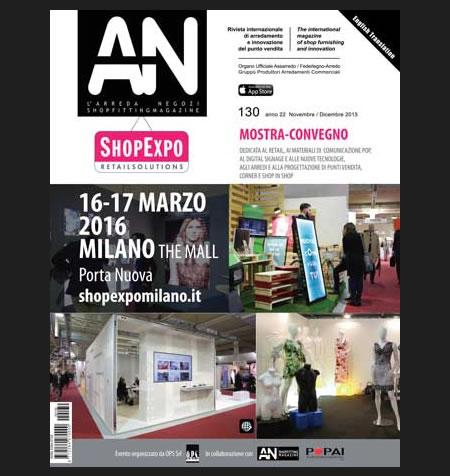 AN shopfitting magazine no 130