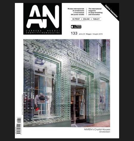 AN shopfitting magazine no 133