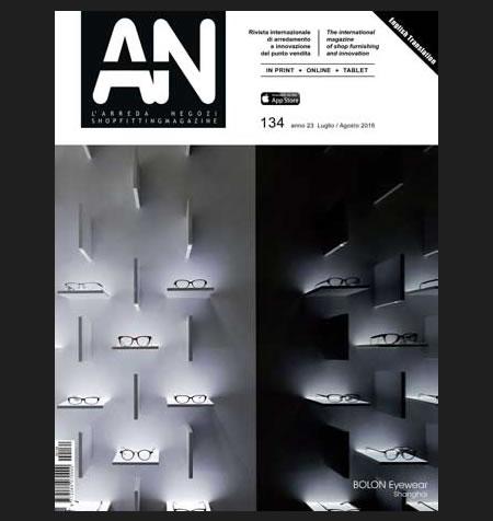 AN shopfitting magazine no 134
