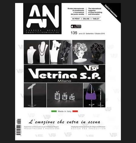 AN shopfitting magazine no 135