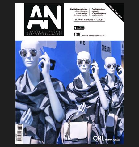 AN shopfitting magazine no 140