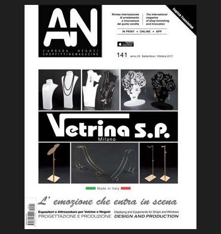 AN shopfitting magazine no 141