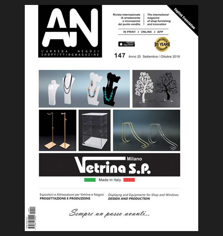 AN shopfitting magazine no 147
