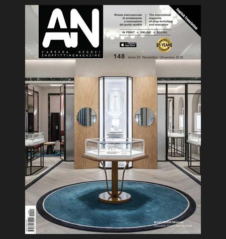 AN Shopfitting Magazine no 148