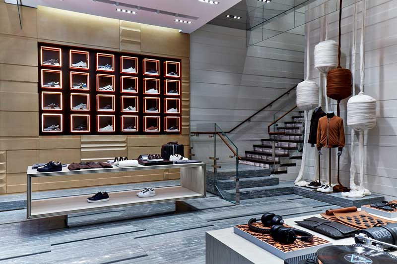 Ermenegildo Zegna inaugura il suo ultimo Global Store a New York