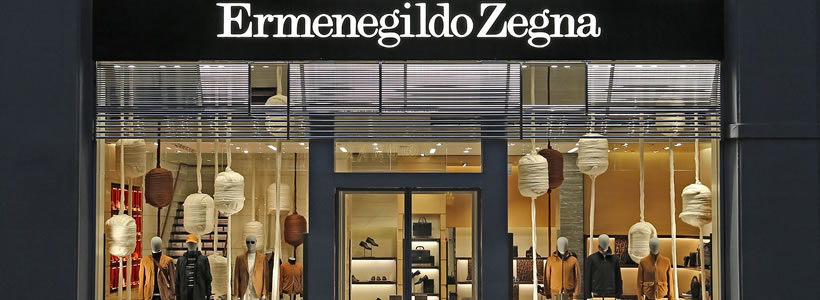 ERMENEGILDO ZEGNA: un nuovo global store a New York.