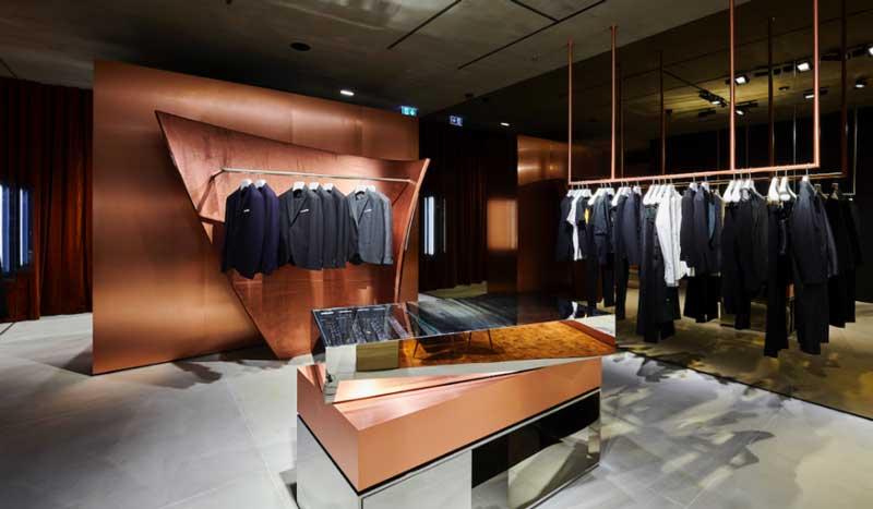 boutique Neil Barrett Londra