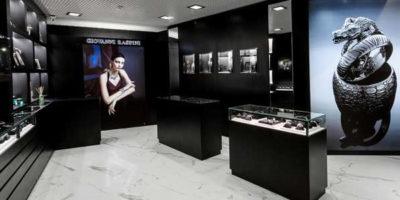GIOVANNI RASPINI sceglie Mosca per la prima boutique monomarca in Russia.