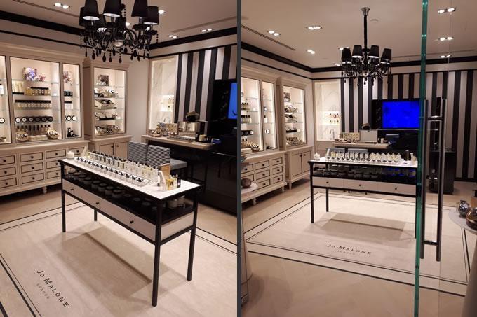 Jo Malone London boutique Bologna