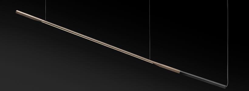 ILO, la lampada a sospensione del designer David Lopez Quincoces.