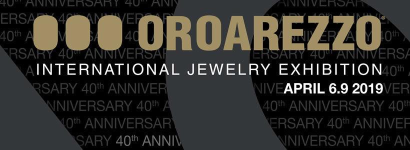 Torna OROAREZZO: l'appuntamento del settore orafo italiano celebra la 40° edizione.