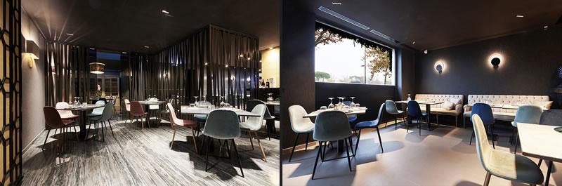 concept di GAN Lounge Restaurant Bar