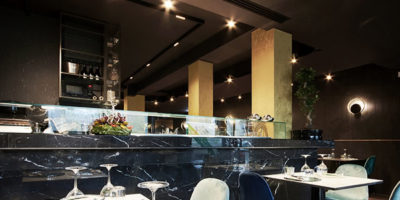Lo studio GAA firma il concept di GAN Lounge Restaurant & Cocktail Bar