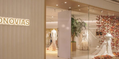 PRONOVIAS apre una boutique a Shanghai.