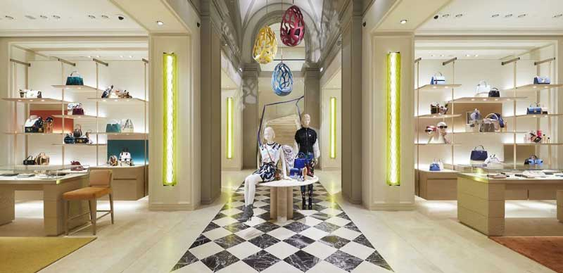 Louis Vuitton  boutique Firenze