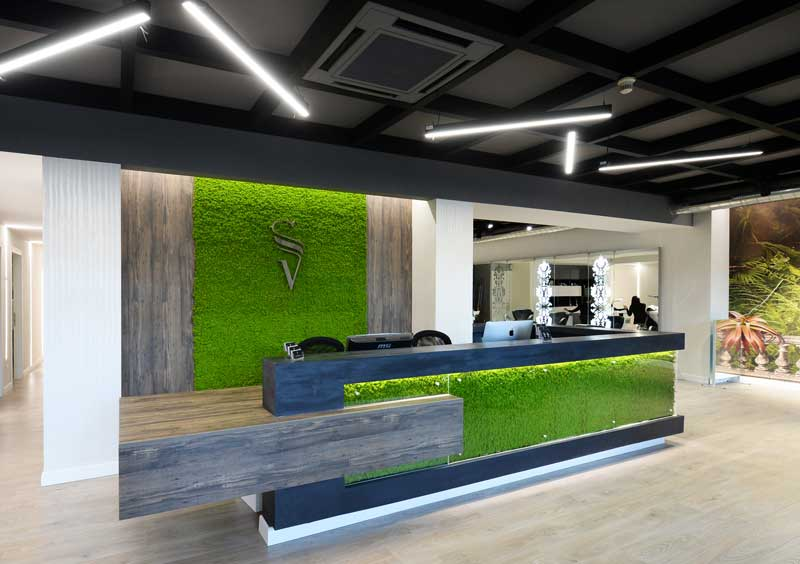 AbitoVerde Company creating greenery