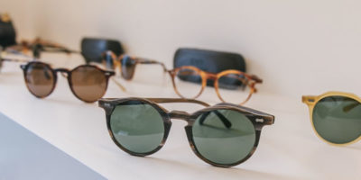 THE EYEWEAR Sector, from a purpose to an ostentation.