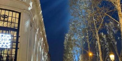Les Galeries Lafayette: nuova location sugli Champs-Elysées.