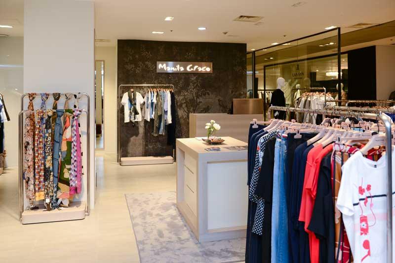 Manila Grace retail concept
