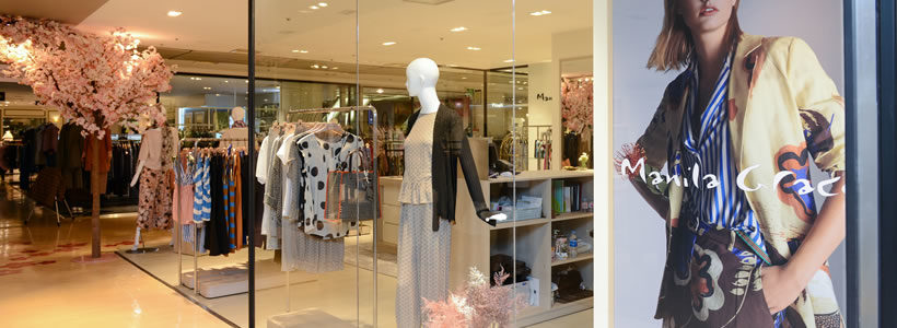 MANILA GRACE potenzia la rete retail.