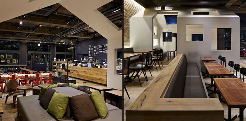 Paul Bassett coffeehouses