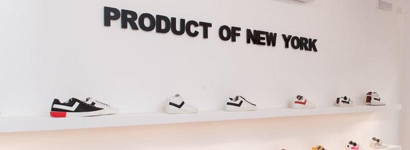 PONY sceglie Milano per il suo primo flagship store in Italia.